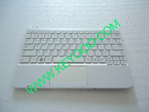 Samsung np-nc110 white (with Palmrest Touchpad) us keyboard