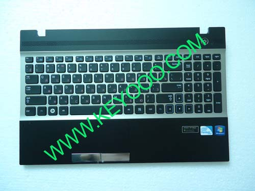 Samsung NP-305V5A with white palmrest touchpad ru keyboard
