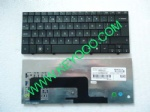HP MINI1000 series black uk layout keyboard