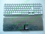 SONY VPC-EC with out frame white gr layout keyboard