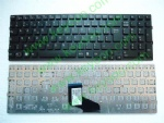 SONY VPC-F21 series balck fr layout keyboard
