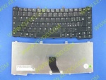 Acer TravelMate 2300 2400 4400 black it layout keyboard