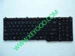 Toshiba P200 P205 P300 L350 L355 L500 black us keyboard