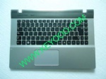 Samsung NP-QX411 with silver palmrest touchpad la keyboard