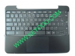 Samsung NP-XE500 with black palmrest touchpad fr keyboard