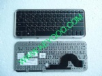 HP Pavilion DM3 with frame ru layout keyboard